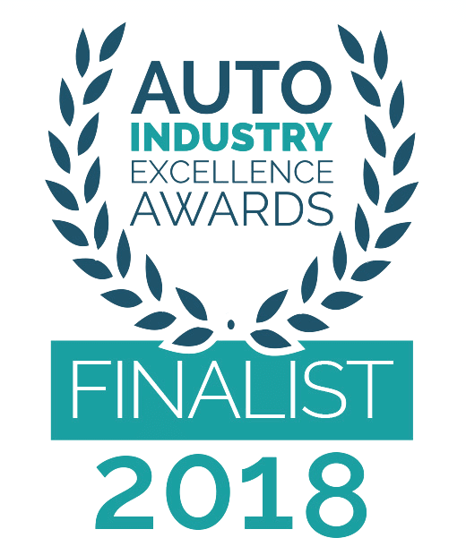 Auto Industry Excellence Award 2018 Finalist